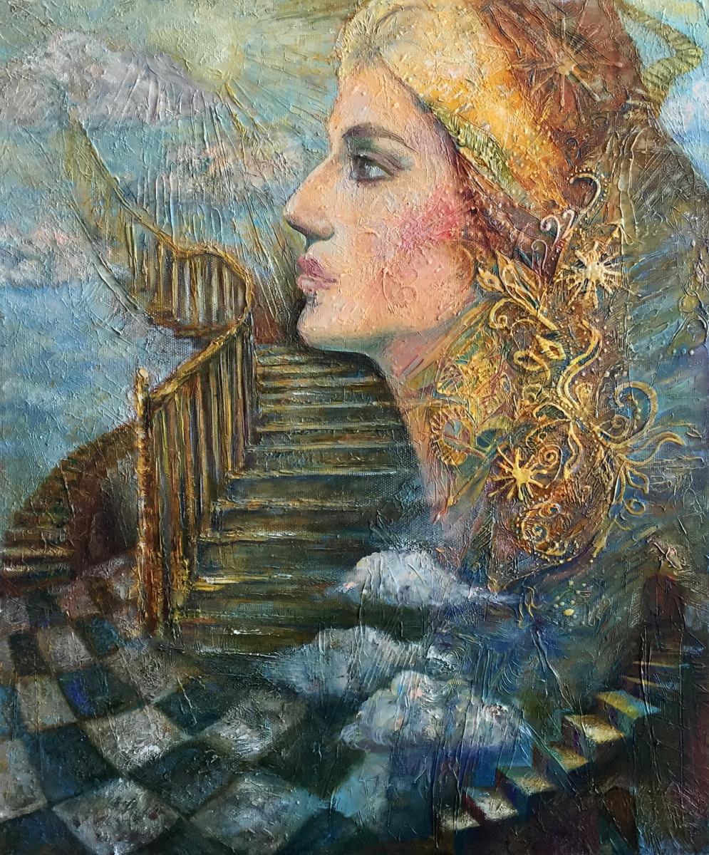 Anastasia Mirra. Steps