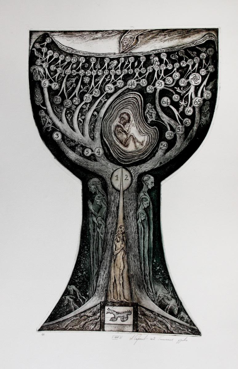 Leonid Valeryevich Stroganov. Tree of Life