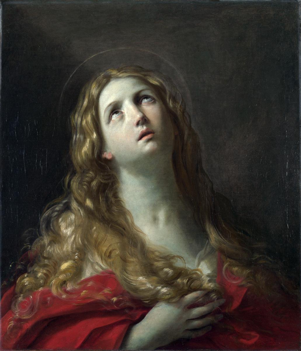 Гвидо Рени. Святая Мария Магдалина