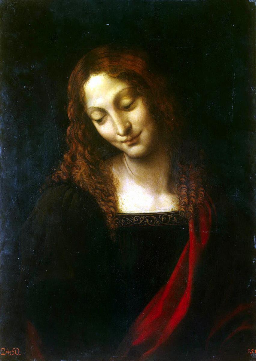 Джампетрино. Апостол Иоанн