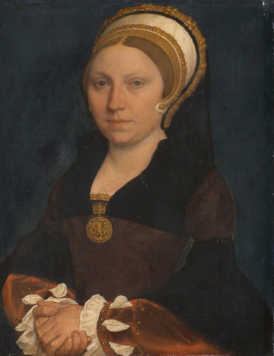 Ганс Гольбейн Младший. Портрет английской леди