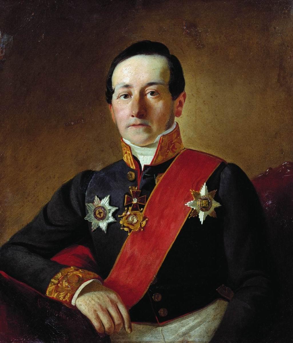 Сергей Константинович Зарянко. Портрет сановника