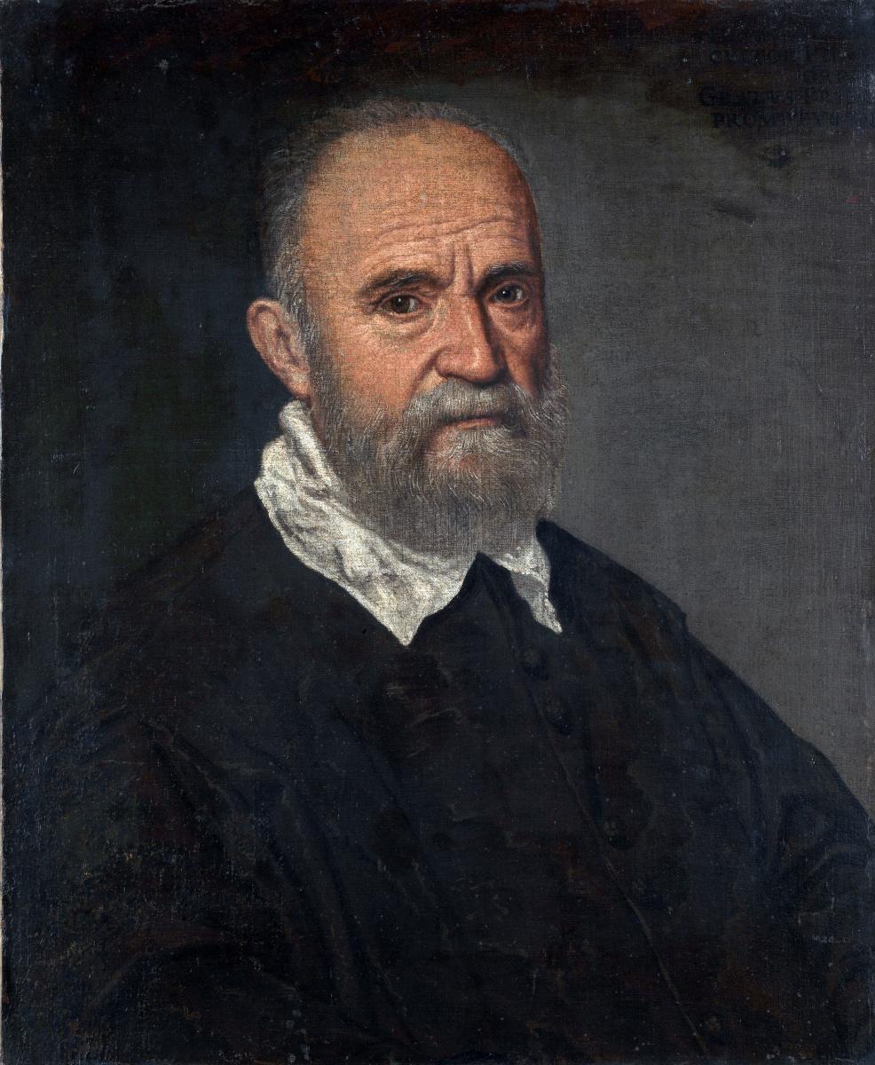 Леандро Бассано. Портрет бородатого мужчины