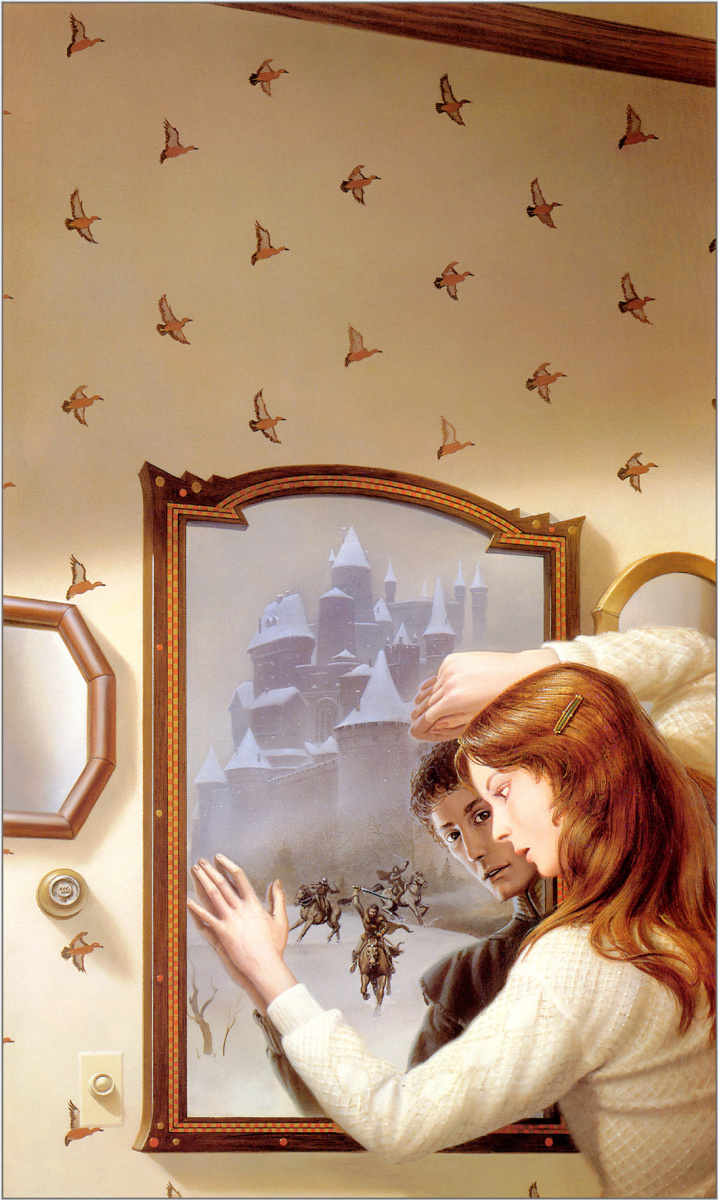 Майкл Уилан. Зеркало ее мечты
