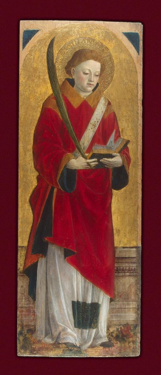 Винченцо Фоппа. Святой Стефан