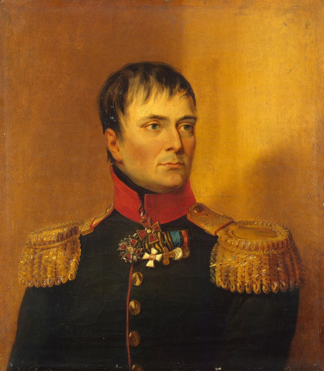 Джордж Доу. Портрет Ивана Ивановича Палицына
