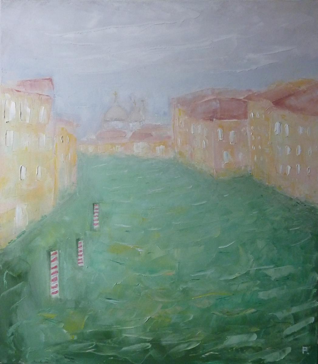 Svyatoslav Ryabkin. Grand Canal Slice Slice Grand Canal