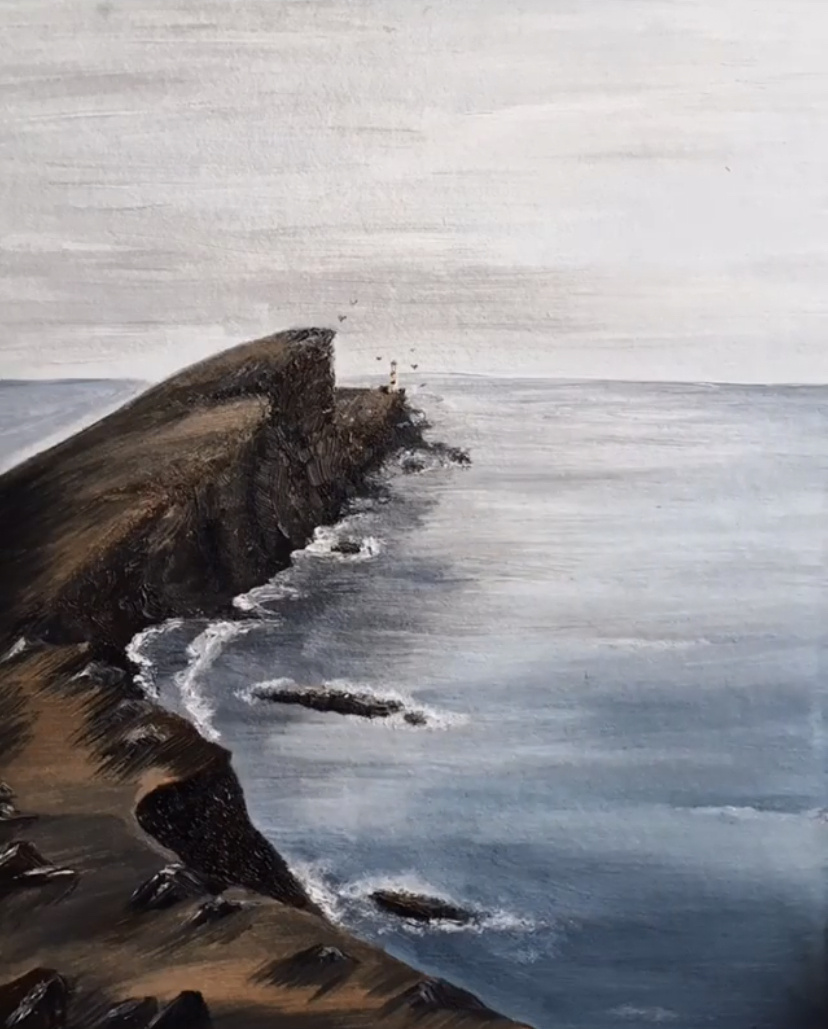 Victoria Shamey. Lighthouse