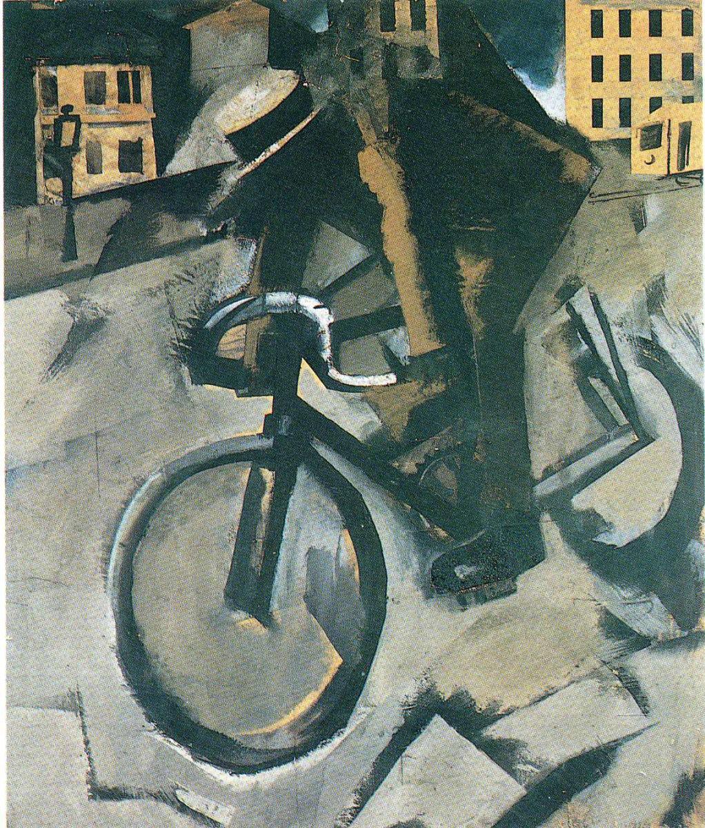 Марио Сирони. Велосипед