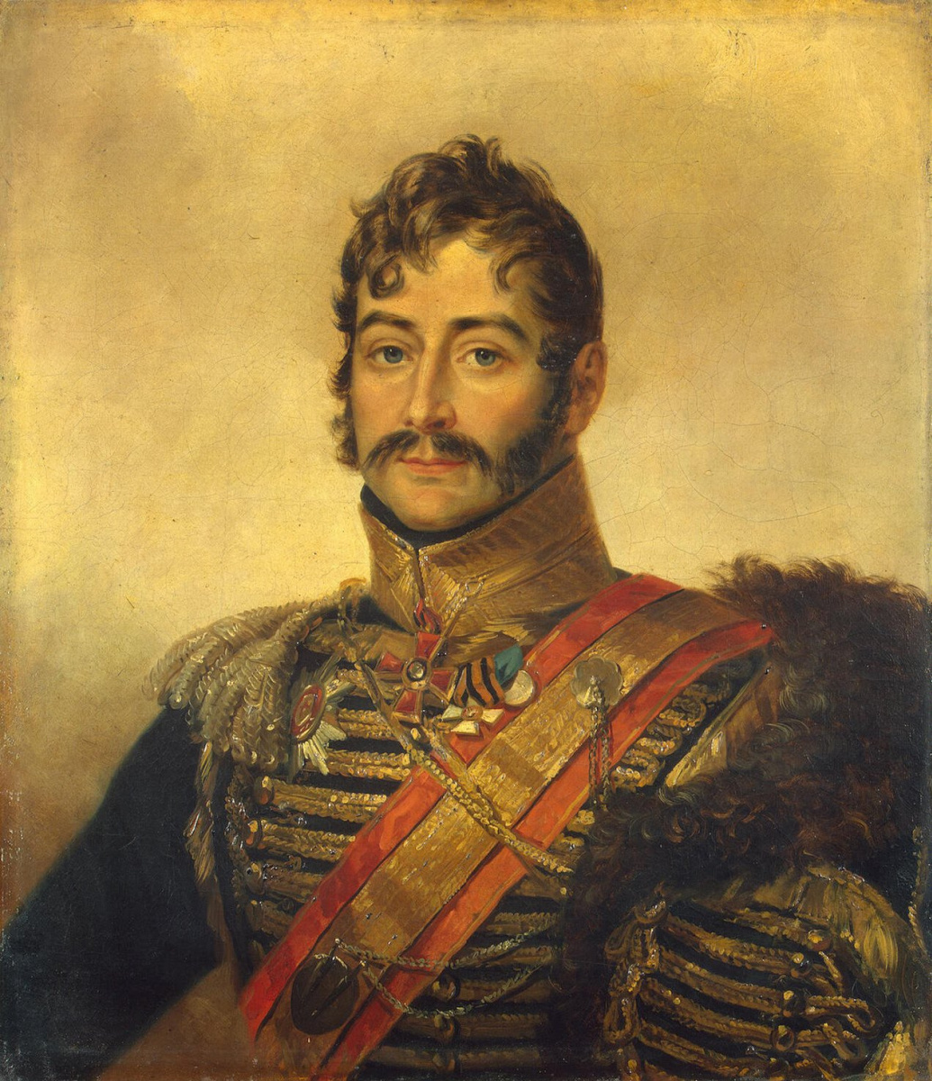 Джордж Доу. Портрет Егора Ивановича Меллер-Закомельского