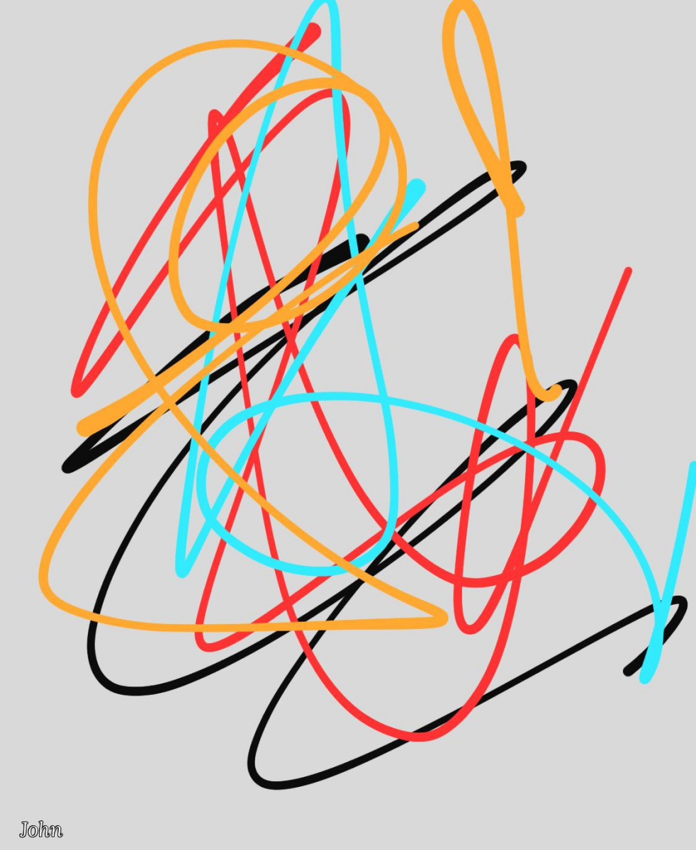 John. Lines