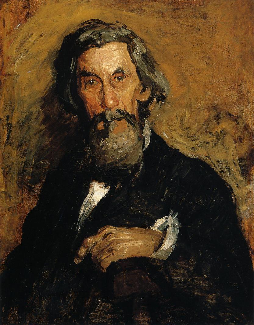Thomas Eakins. Portrait Of William McDowell