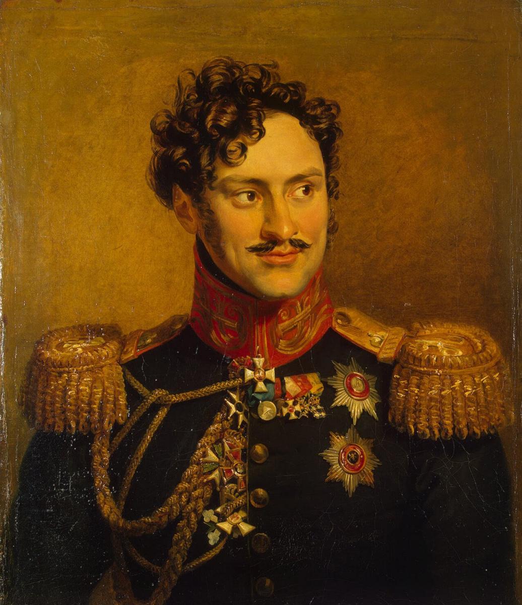 Джордж Доу. Портрет Александра Ивановича Чернышева