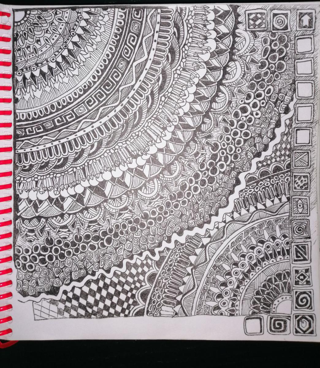 Aydar Daminov. Patterns