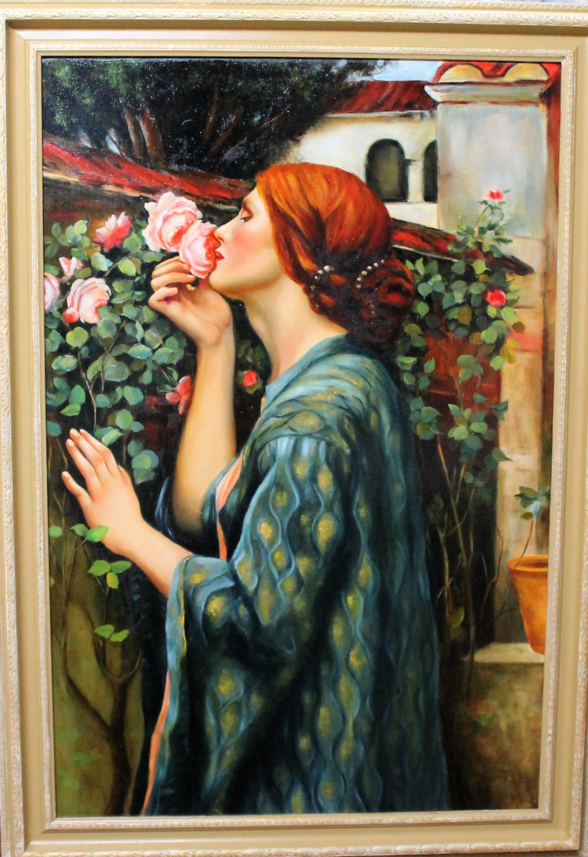 Екатерина Саевская. Душа розы