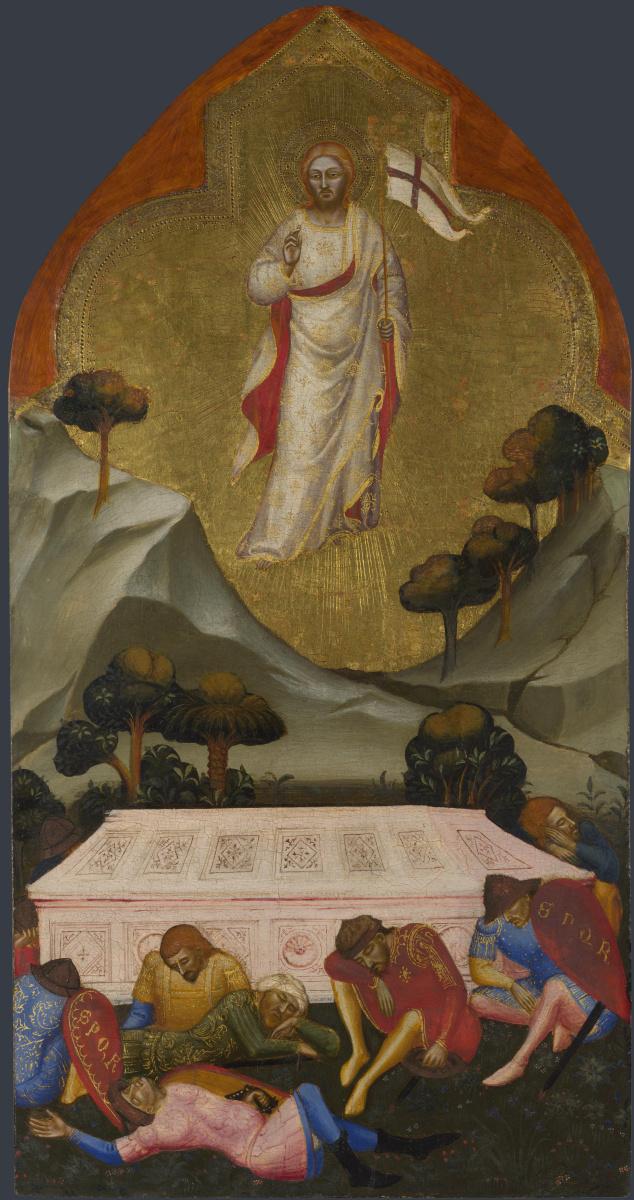 Якопо ди Чоне (и мастерская). Воскресение