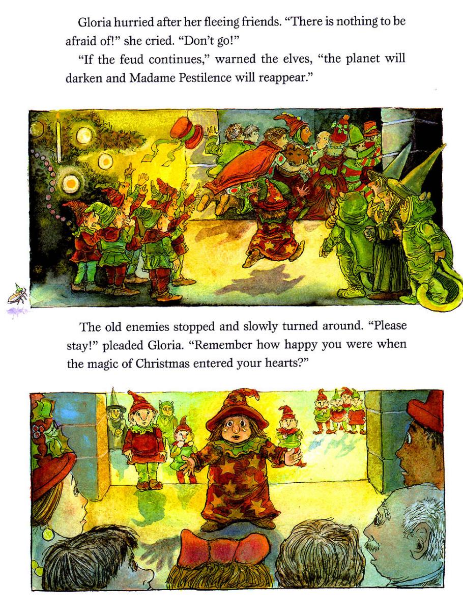 Стивен Келлог. Рождественская ведьма 2