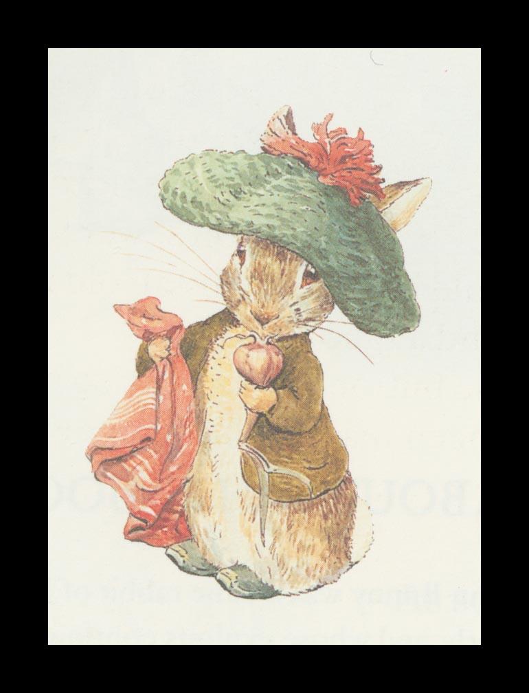 Бенджамин и Кролик Питер Банни. Сказка о кролике Питере 8
