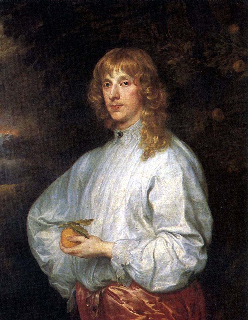 Антонис ван Дейк. Джеймс Стюарт — герцог Аеннокский и Ричмондский