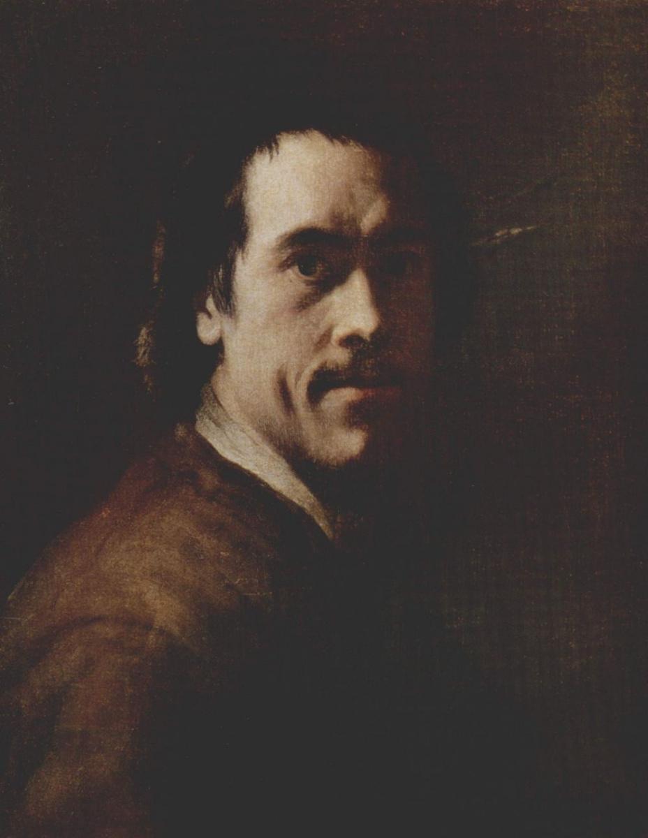 Кристиан Зейбольд. Автопортрет