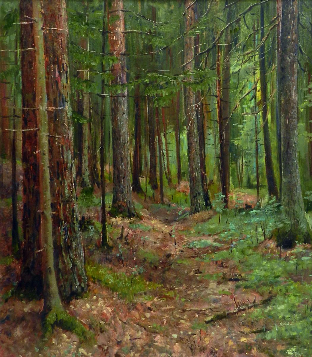 Vladimir Vladislavovich Vidyaykin. Mikhailovsky Forest