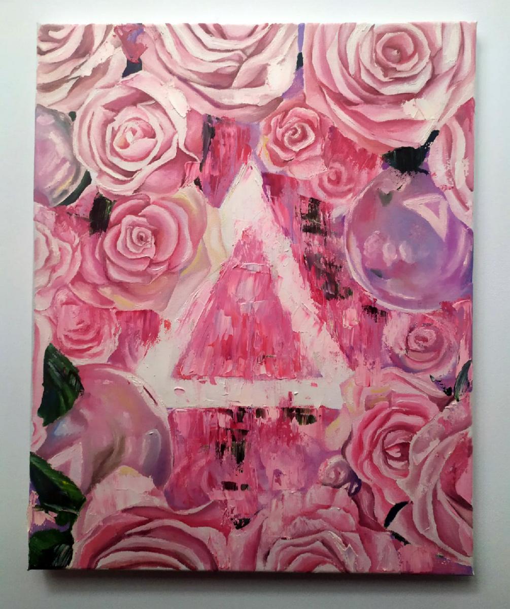 Anya Valerievna Podlesnova. Pink