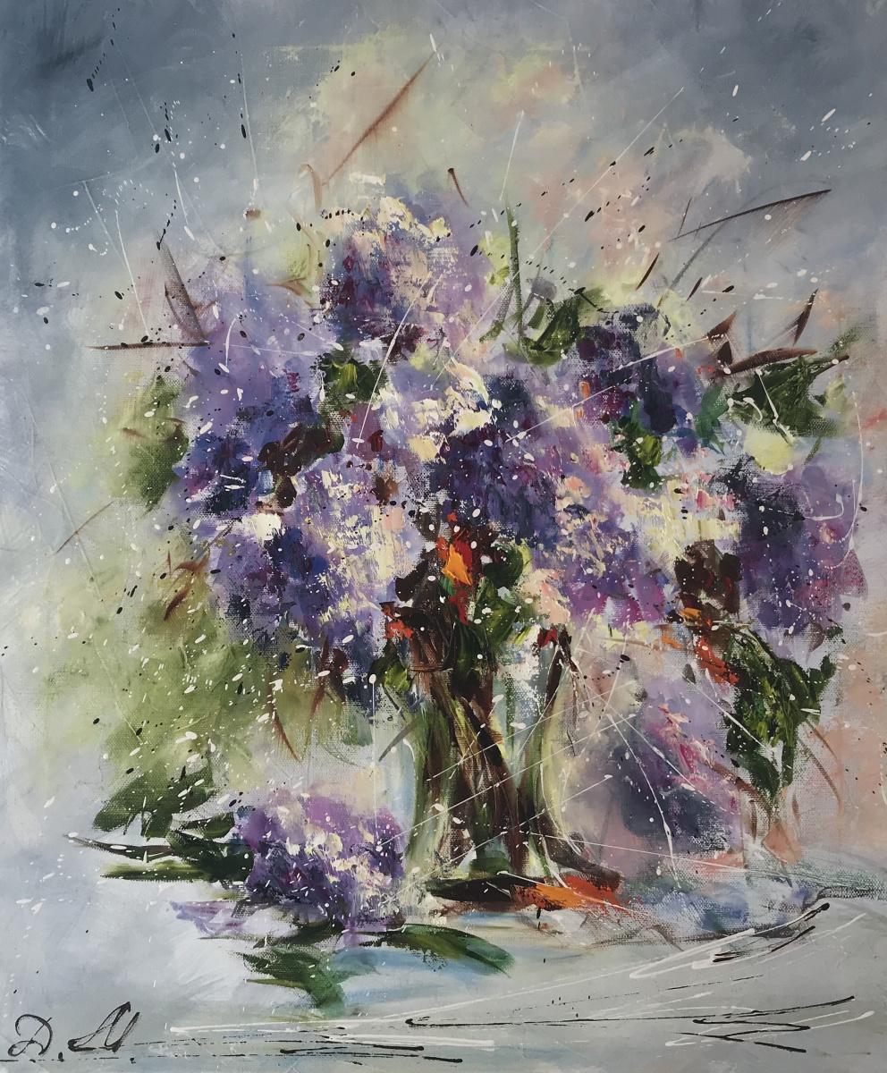 Диана Владимировна Маливани. Lilac