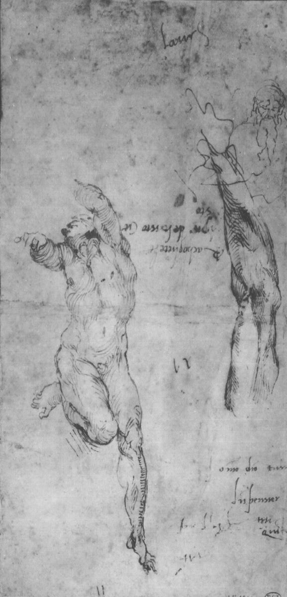 Микеланджело Буонарроти. Сюжет 9