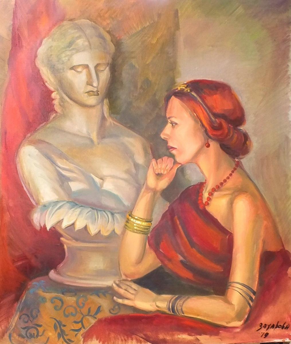 Dariya Zakharova. Liza
