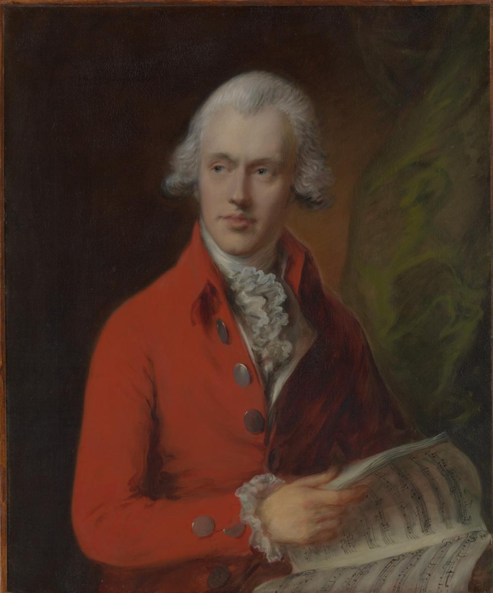 Thomas Gainsborough. Charles Russo Bernie