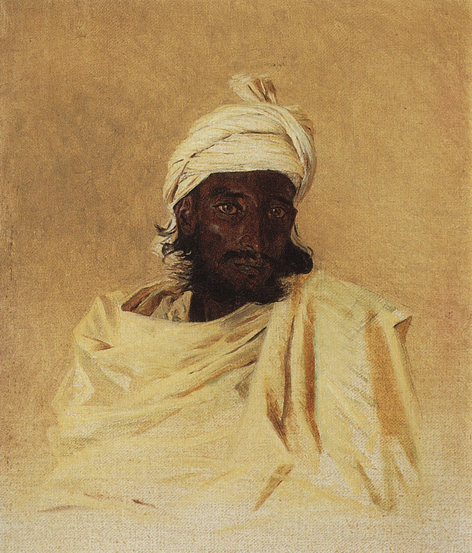 Vasily Vereshchagin. Phil (Phily is one of the hill tribes of the Dean)