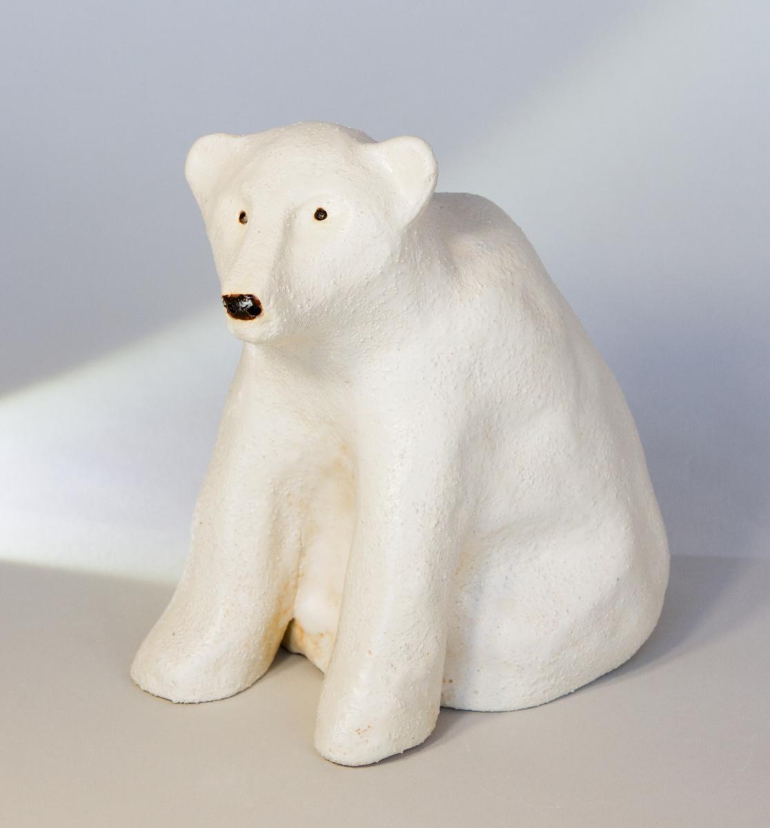 Евгений Морозов. Polar bear