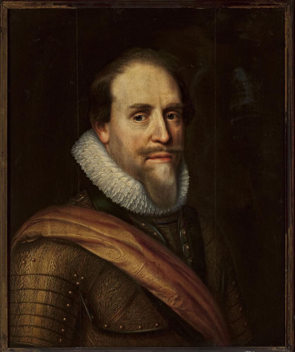 Janson Mihil van Mireveld. Portrait of Maurice of Orange