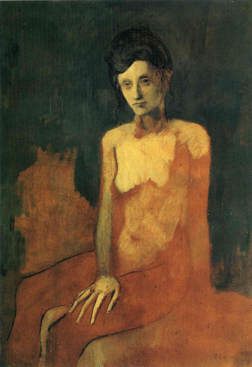 Пабло Пикассо. Сюжет 95