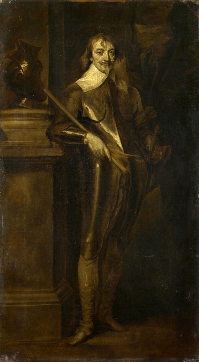 Антонис ван Дейк. Портрет Роберта Рича, 2-й граф Уорик
