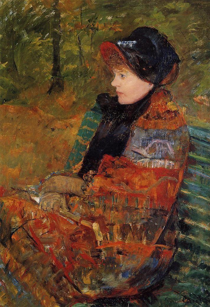 Мэри Кассат. Осень