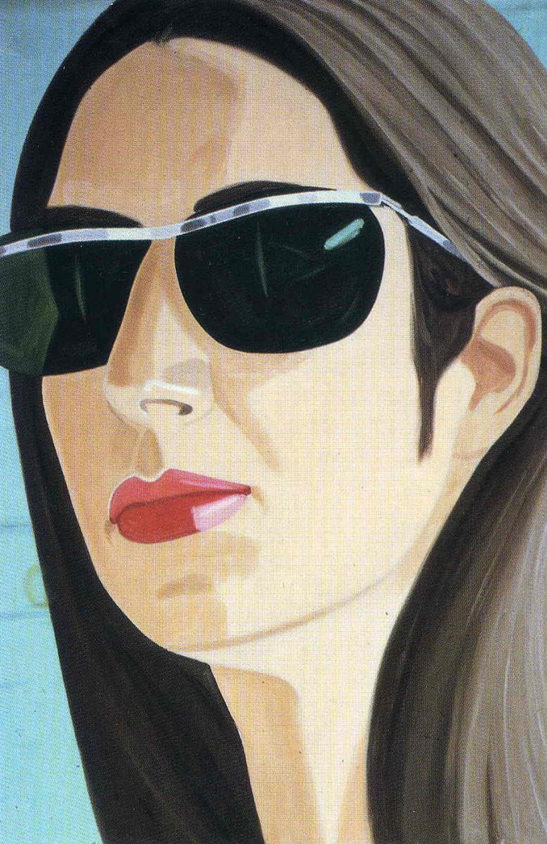 an analysis of the artwork ada late summer by alex katz