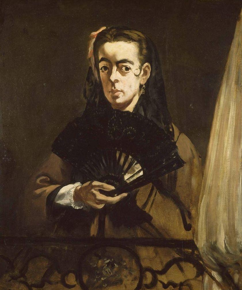 Edouard Manet. Angelina