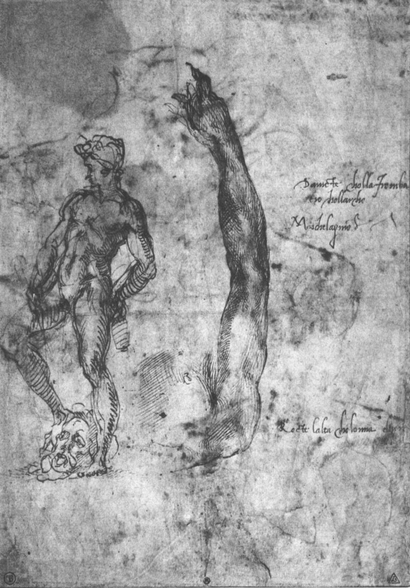 Микеланджело Буонарроти. Сюжет 3
