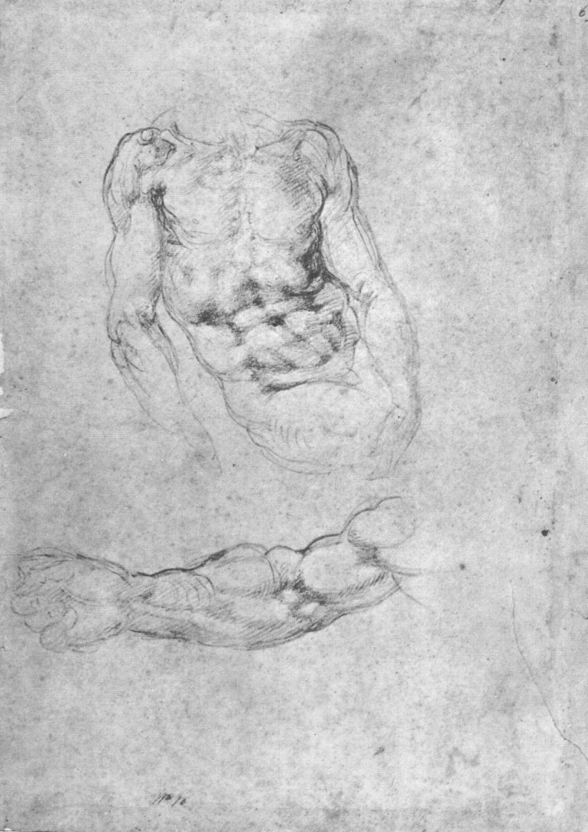 Микеланджело Буонарроти. Сюжет 10