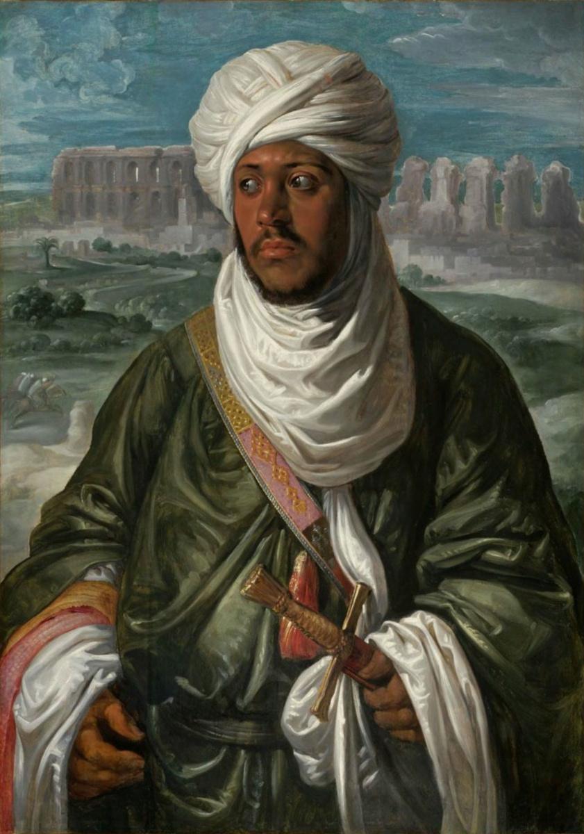 Питер Пауль Рубенс. Мулай Ахмед, тунисский султан