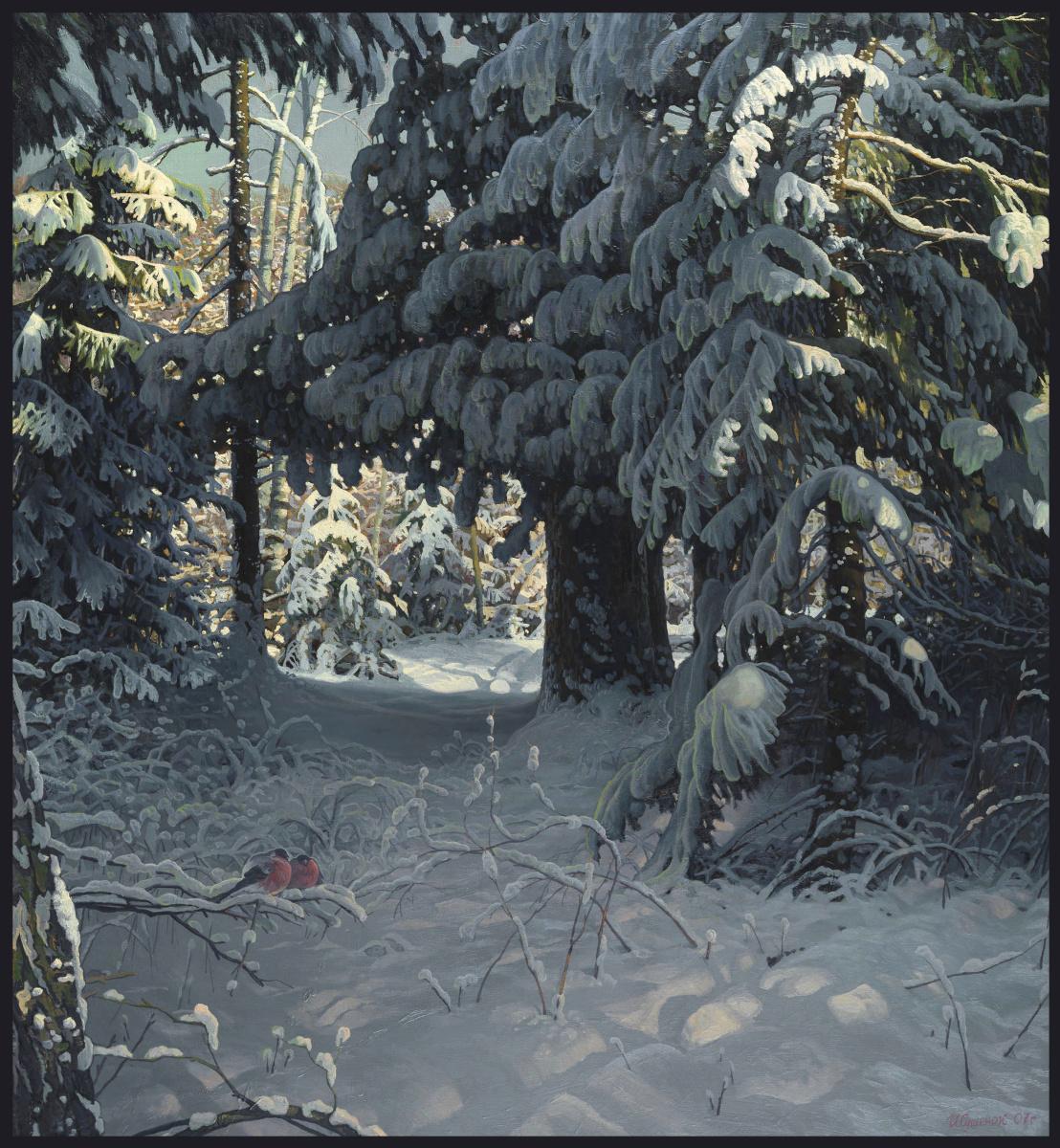 Sushienok64@mail.ru Михайлович Сушенок Игорь. Winter kingdom