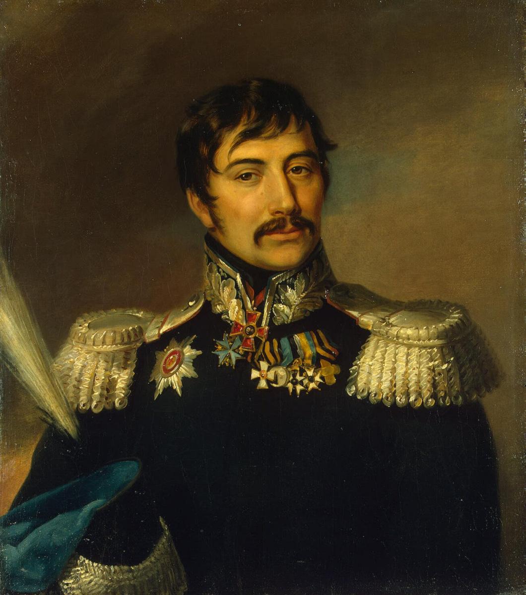 Джордж Доу. Портрет Тимофея Дмитриевича Грекова