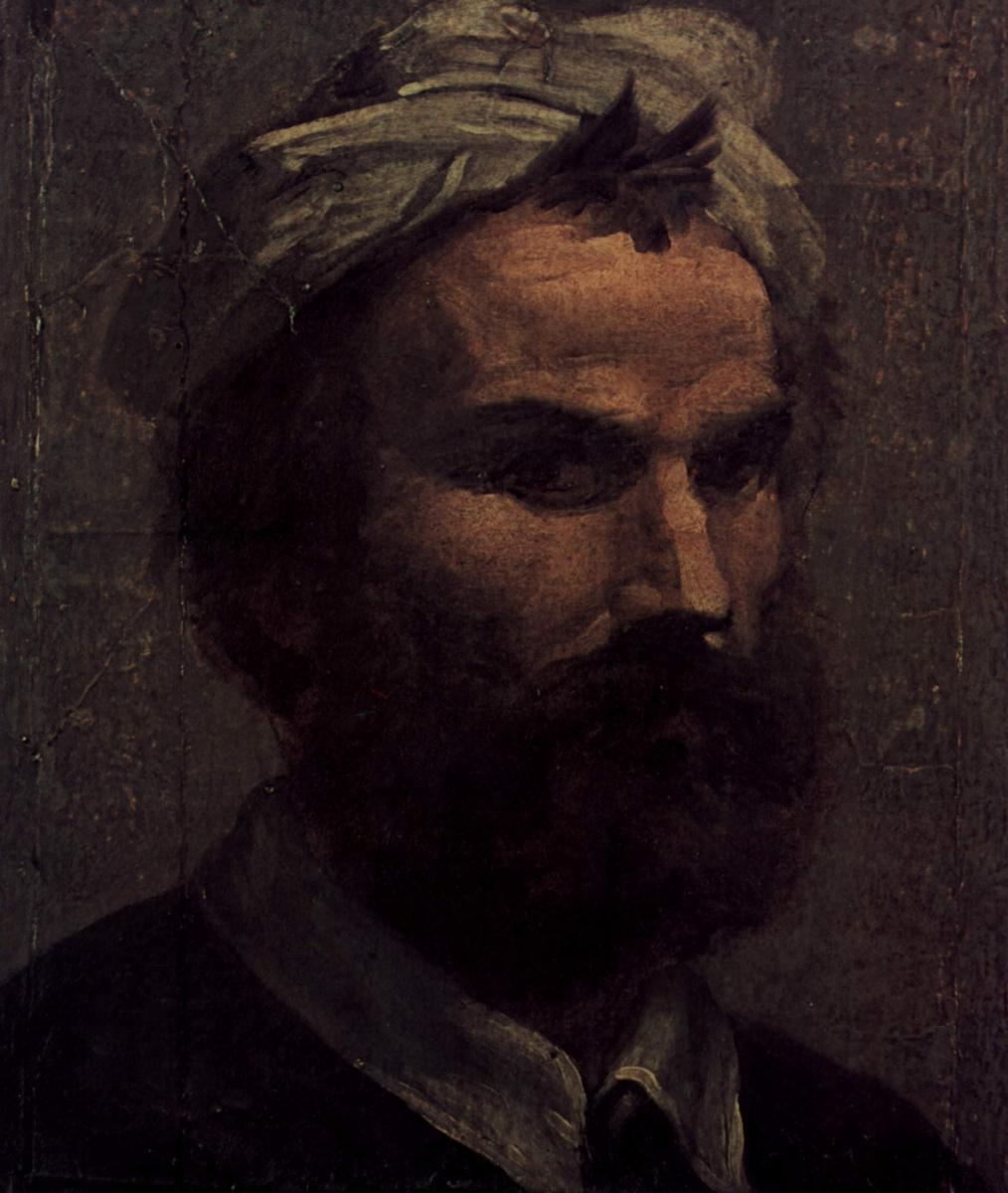Domenico Beccafumi. Self-portrait