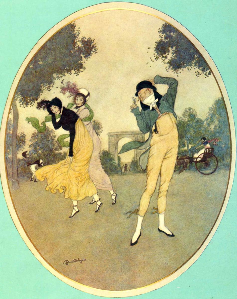 Эдмунд Дюлак. Мать с ребенком