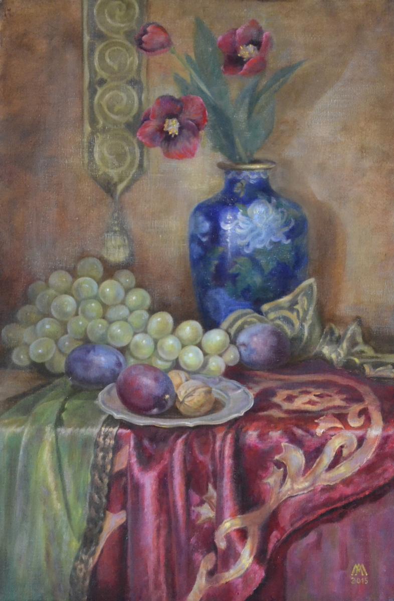 Марина Лев. Китайская ваза