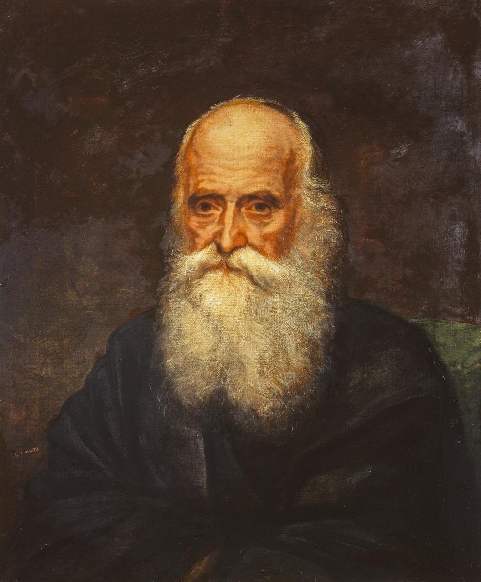 George Frederick Watts. Teofilos Kairis