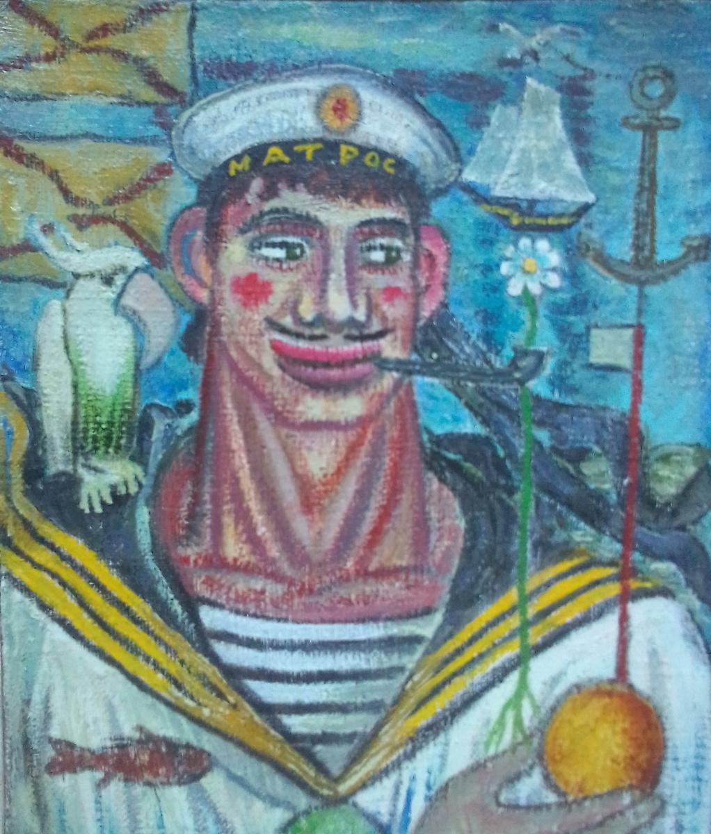 Вячеслав Коренев. Влюблённый матрос