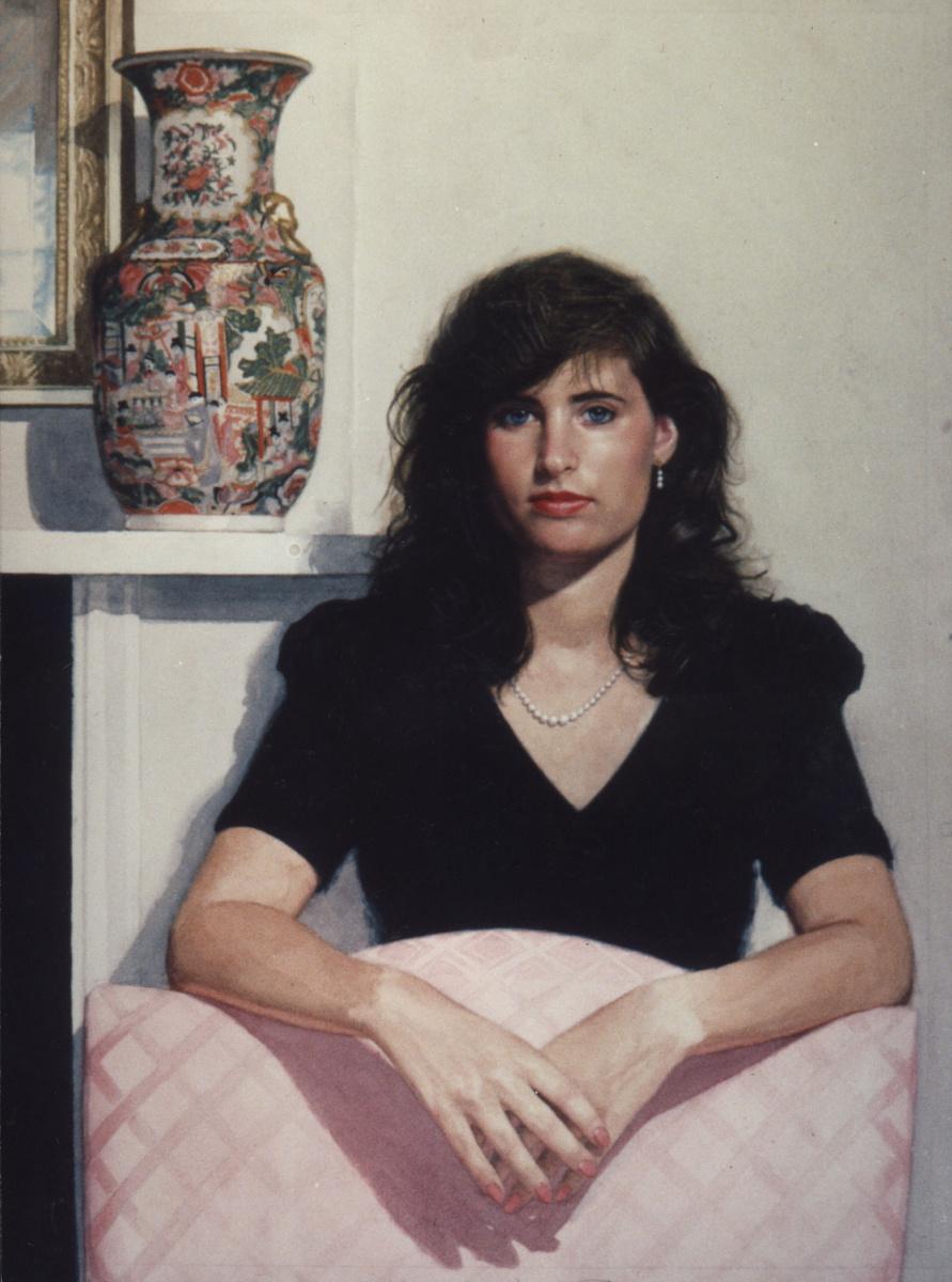 Пол Маккормак. Портрет женщины