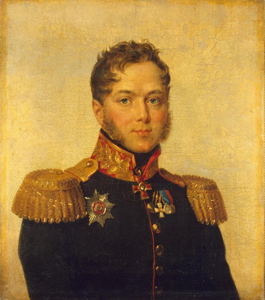 Джордж Доу. Портрет Александра Николаевича Бердяева